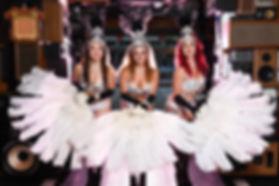 Burlesque, DLS Burlesque, Dirty Little Secrets Burlesque, Burlesque show, dancers