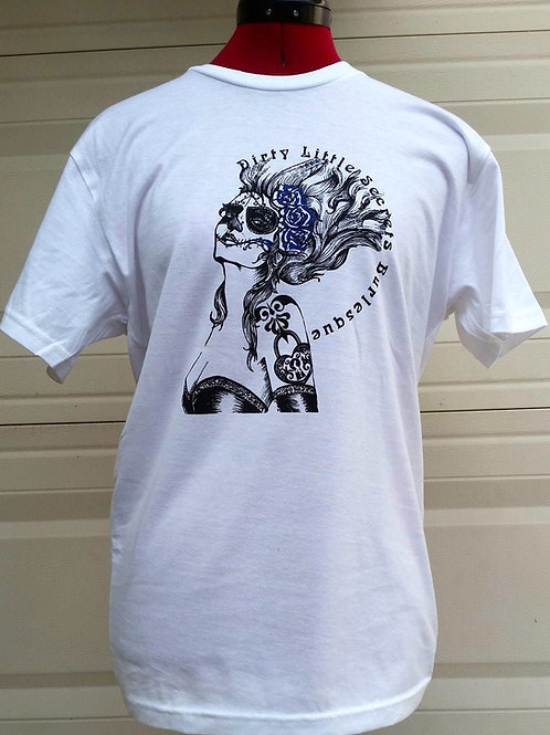 DLS Day of the Dead Logo T-Shirt