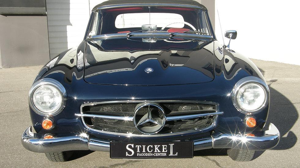 190 SL dunkelblau