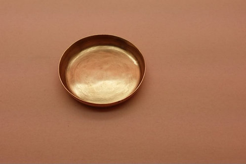 Platito de cobre