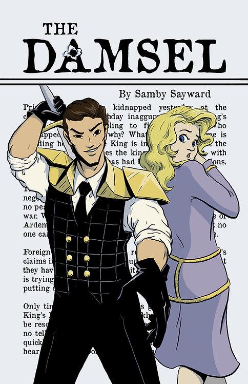 """The Damsel"" Print Comic"