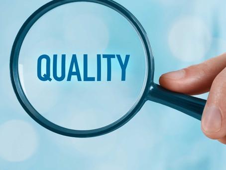 Vad betyder egentligen 'kvalitet'?