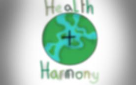 Cham's Logo of health & harmony.png