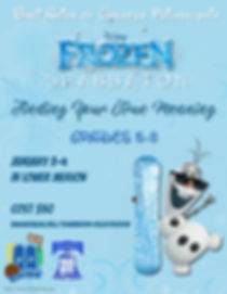 Copy of Frozen 2 Olaf Party Invitation T