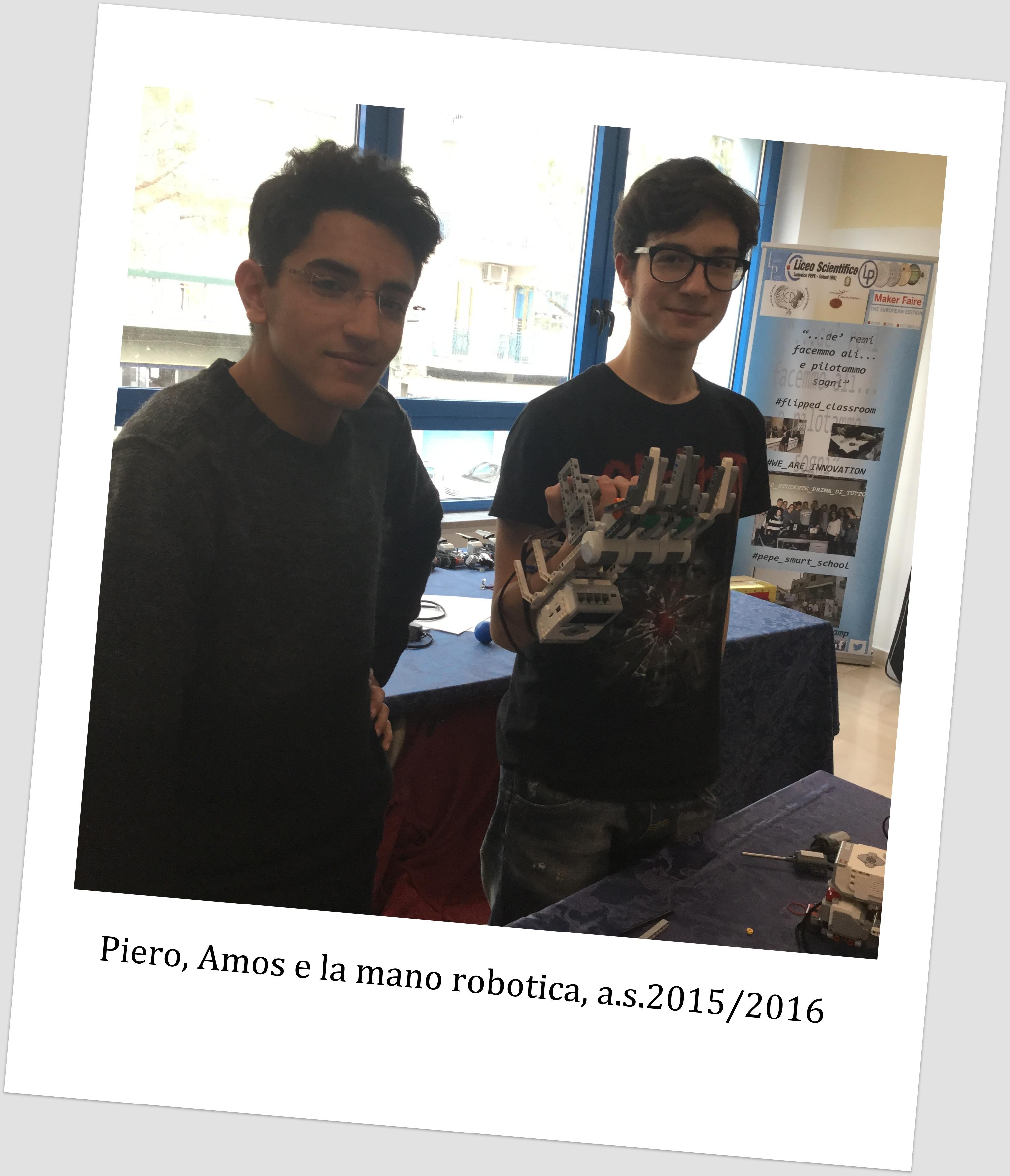 Piero e Amos