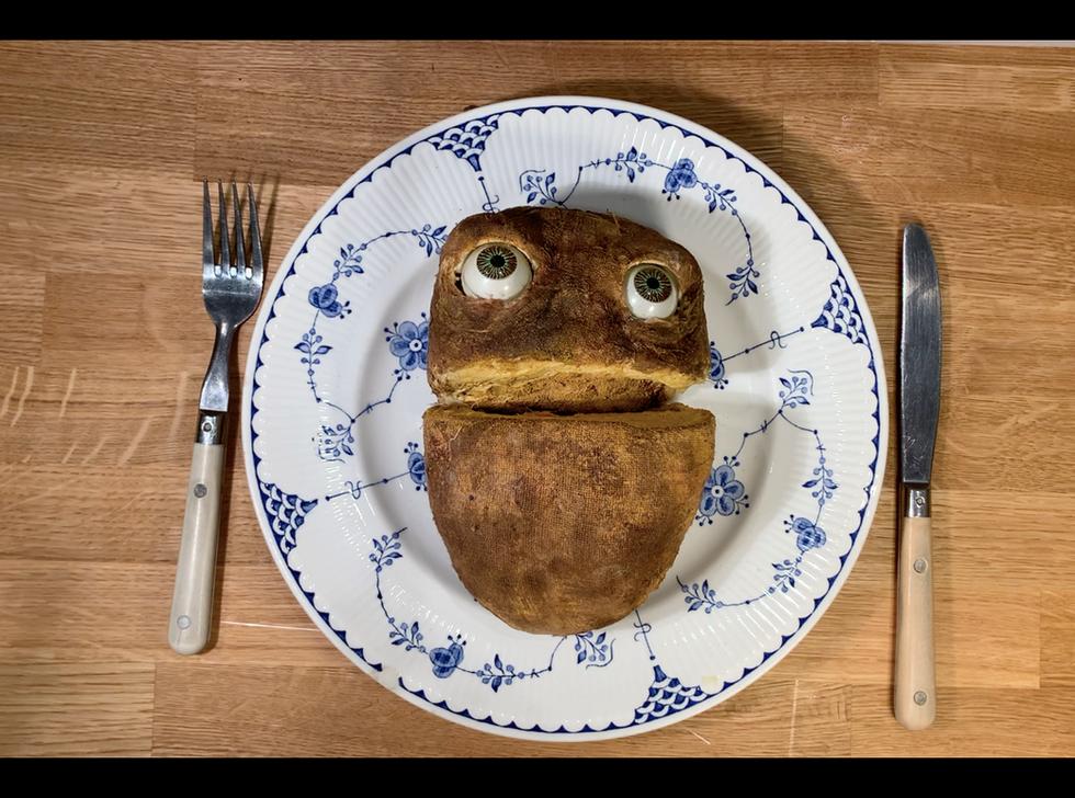 Potato Puppet 2020