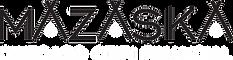 Mazaska Logo White blurb.png