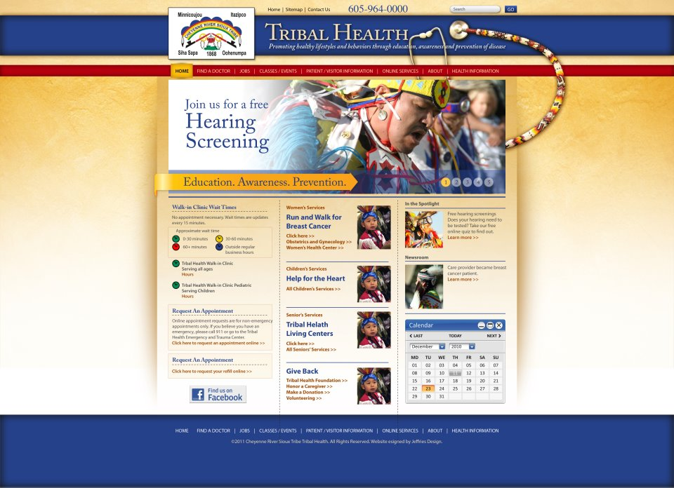 CRST Tribal Health