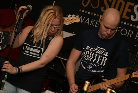 Sidesleepers live @ Cafeti Club Amstetten