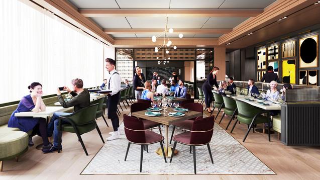 PENN 1 - East Dining Room