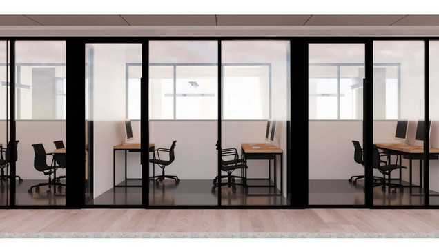 PENN 1 - Flex Work Space