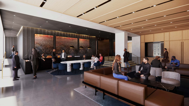 PENN 1 - Conferencing Lounge
