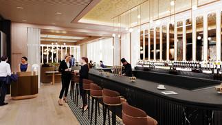 PENN 1 - Bar Area