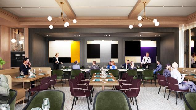 PENN 1 - West Dining Room