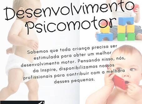 Desenvolvimento Psicomotor