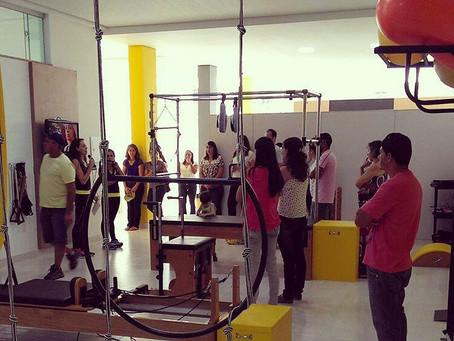 Inauguração - Inspire Pilates e Fisioterapia