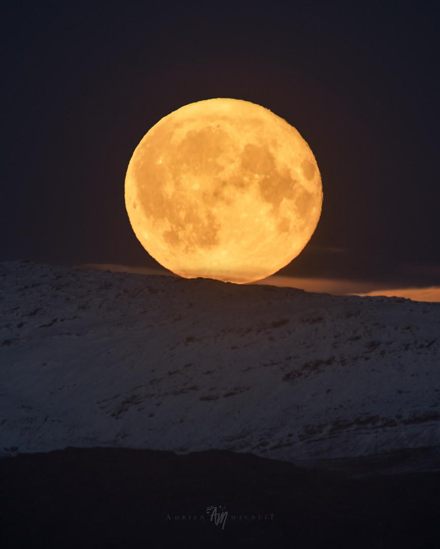 Senja full moon II