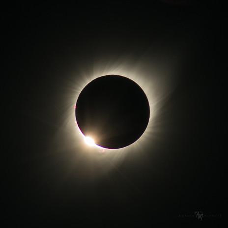 Total Solar eclipse Chile 2019