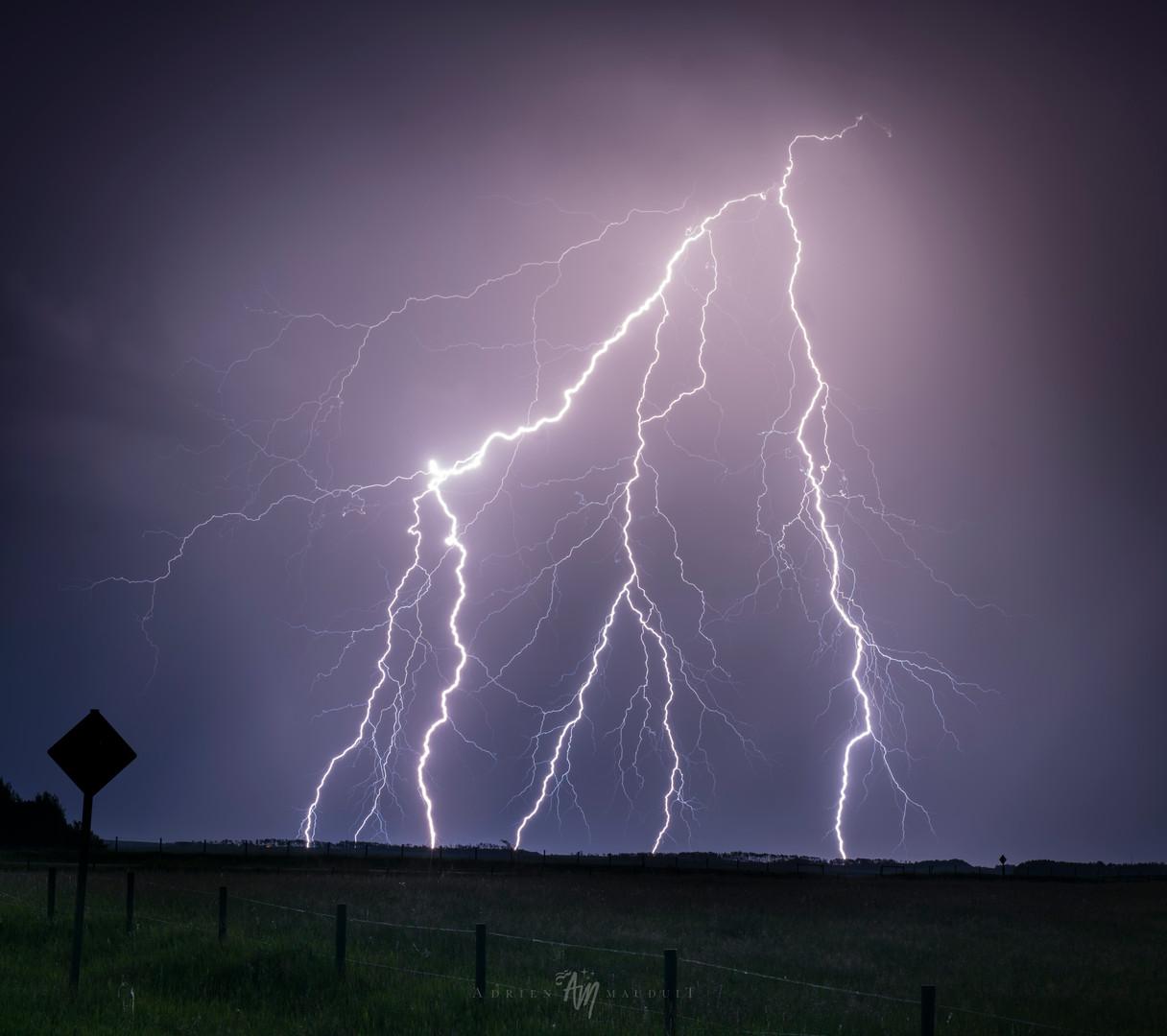 Canadian Thunderstorm III