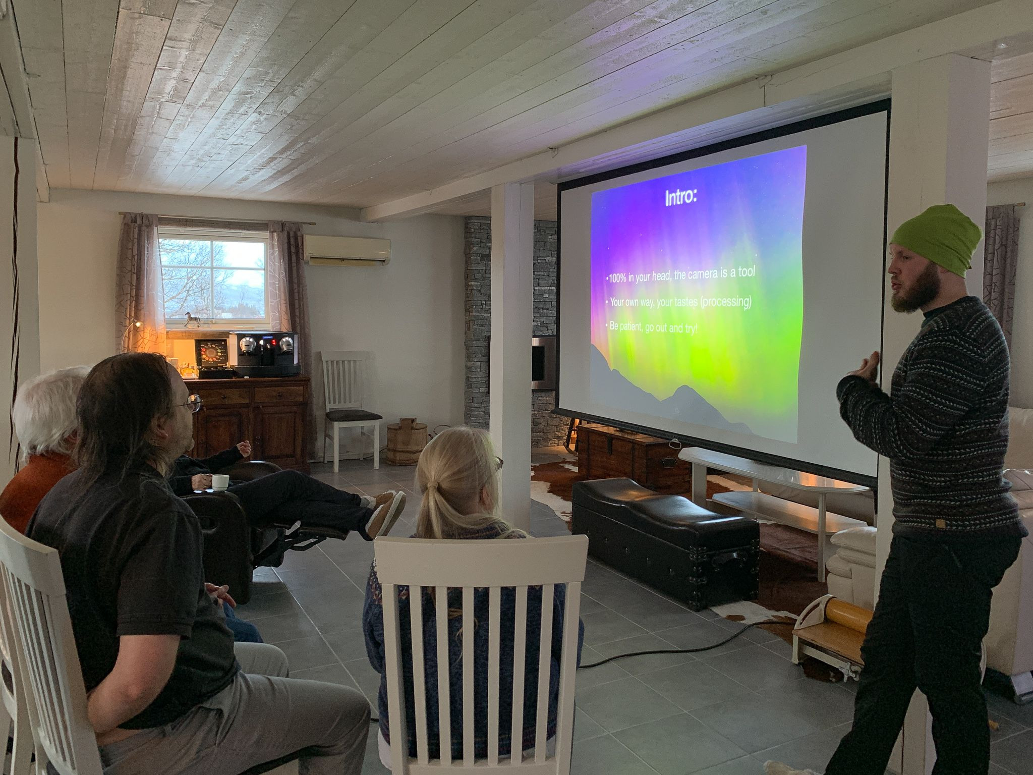 Aurora Science & Chasing Lecture