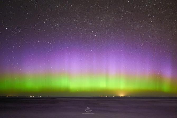 What an aurora blast... Literally!