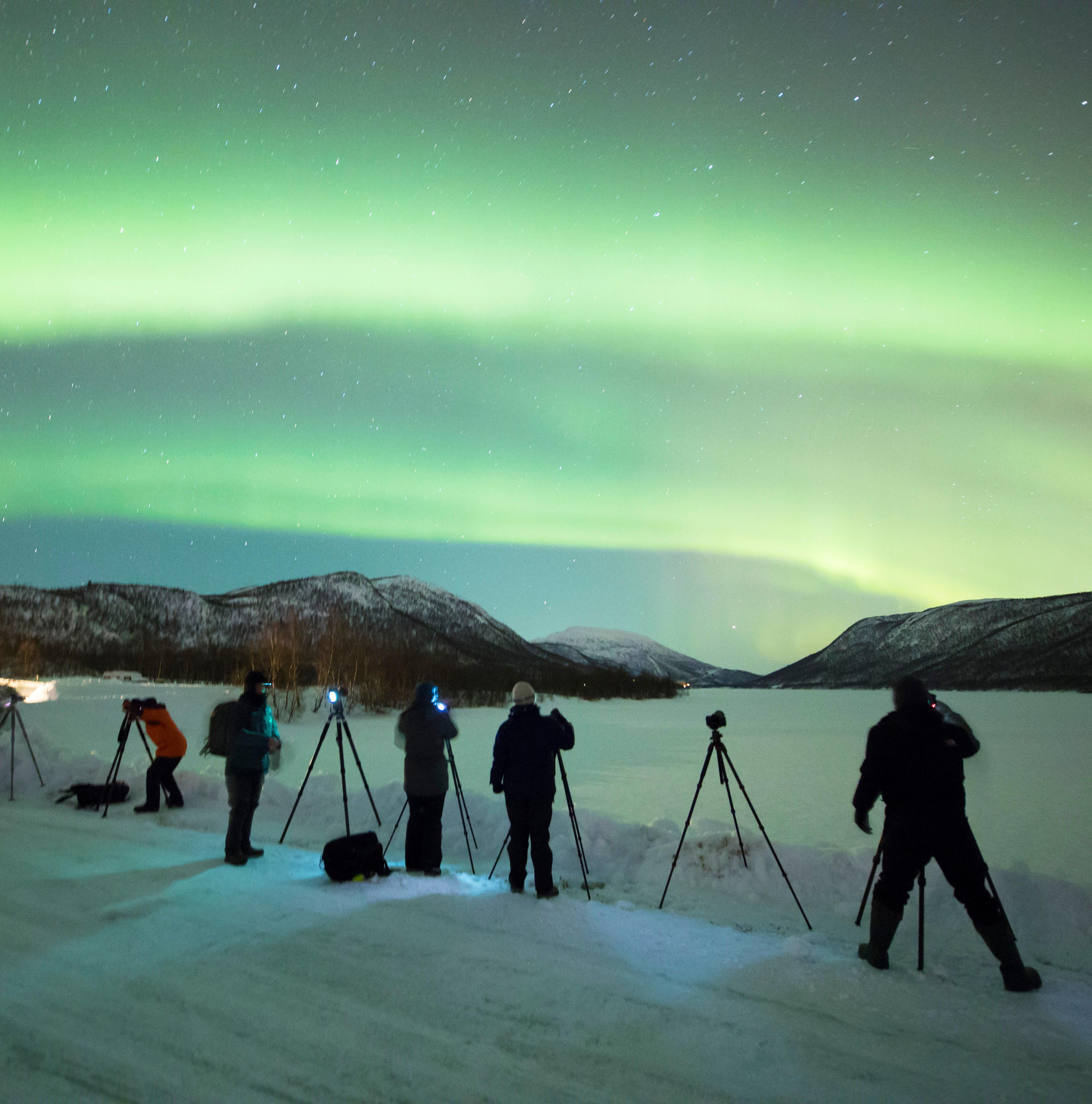Night Photography Field Workshop