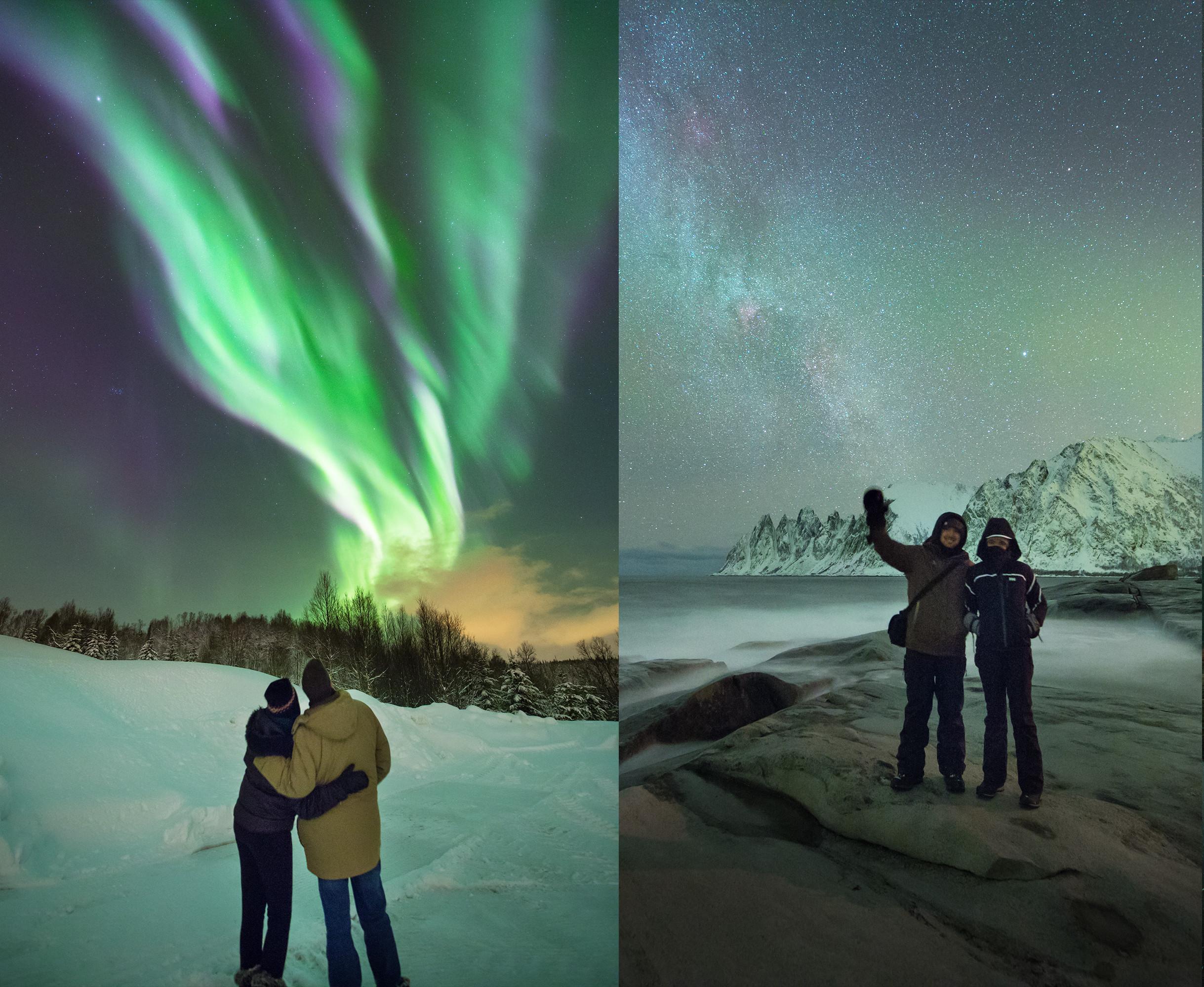 Aurora & Night Sky Tour