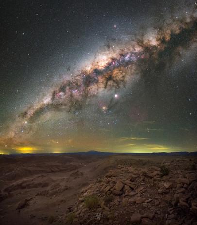 Atacama plains I