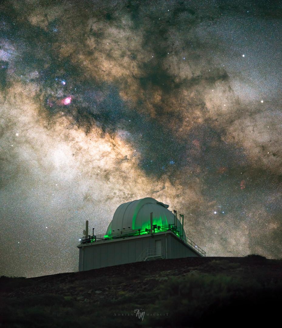La Palma observatory III