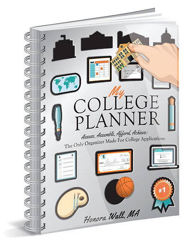 My College Planner: created specifically for the college application process.