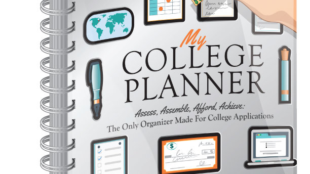 My College Planner: The only organizer designed for college applications.