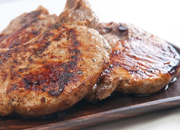 Barbecue Pork Chops