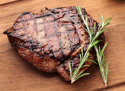 N.Y. Steak