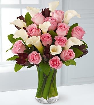Damy Roses & Cala Lily R0004