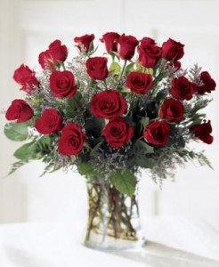 Two Dozen Roses