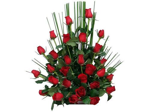 Arrangments Roses