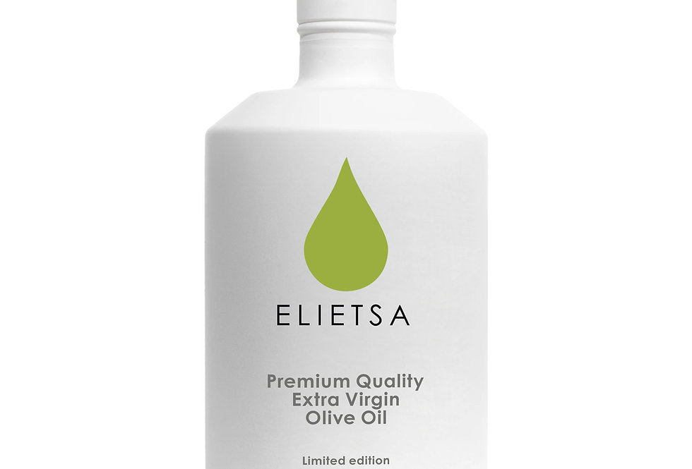 Elietsa Extra Virgin Olive Oil 'Golden Reserve' - Circular & High Phenolic