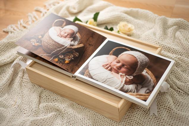 Álbum de Fotos Baby