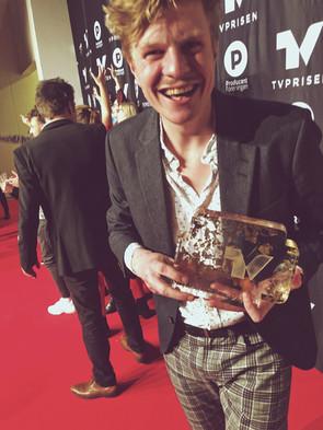 Vinder TV-prisen for bedste nyskabende underholdning
