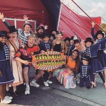 Cirkus Summarum værter 2019