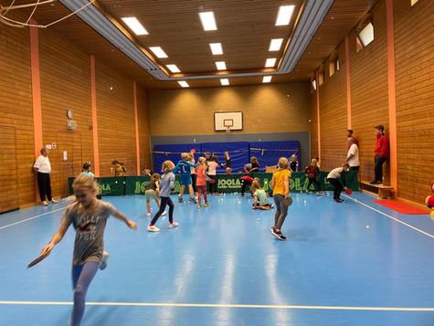 Ladenburg: 63 Kinder haben mächtig Spaß