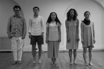Movement Research Open Performance
