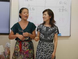 Makiko Oka-Castro Kobe seminar