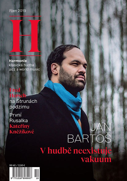 Jan_Bartoš_Harmonie_cover_October_issue.
