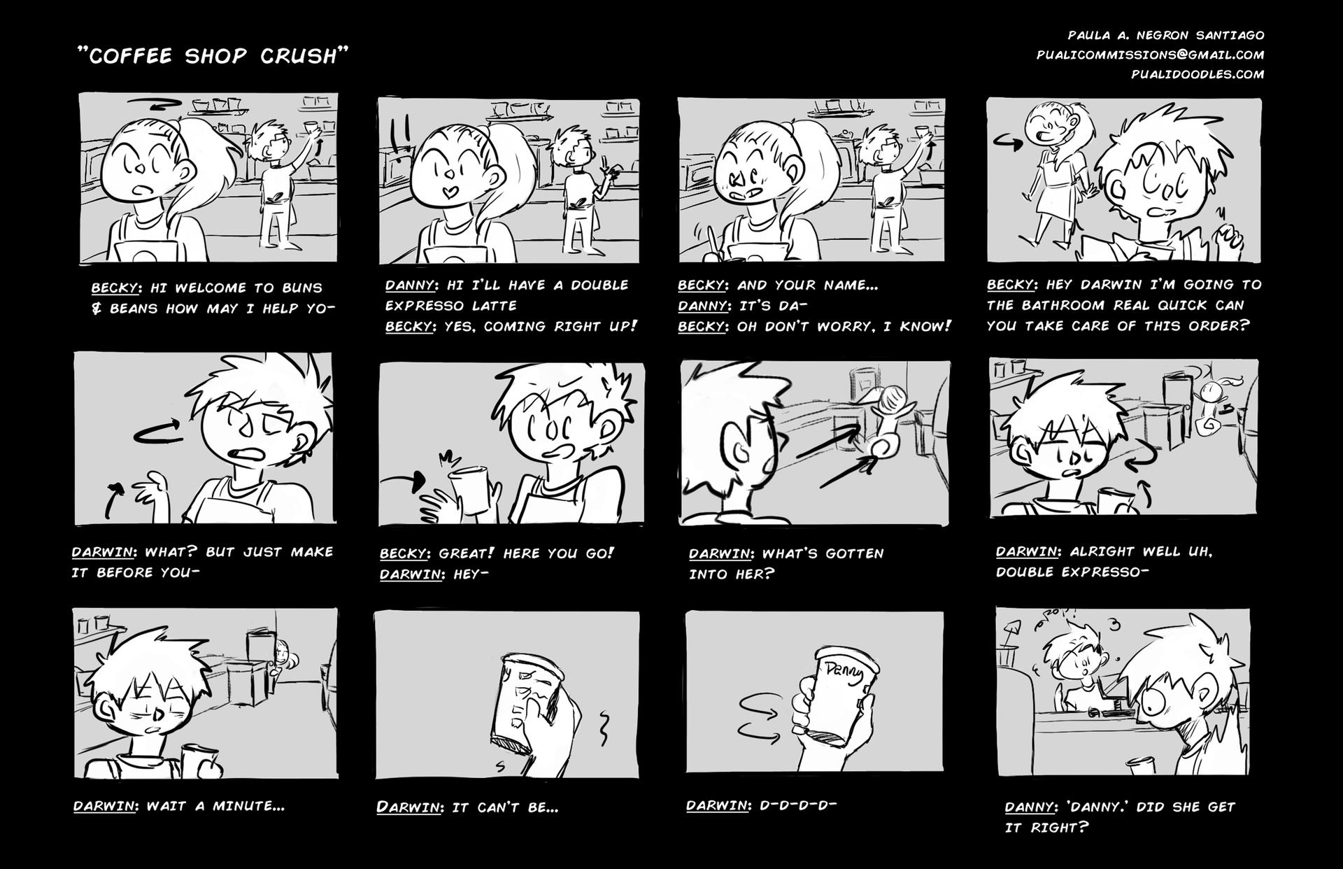 Coffee Shop Crush 2