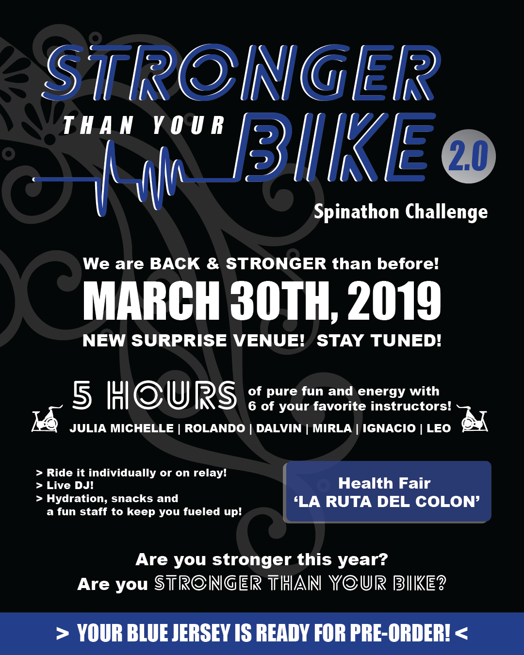 Stronger Than Your Bike 2.0 (2018)