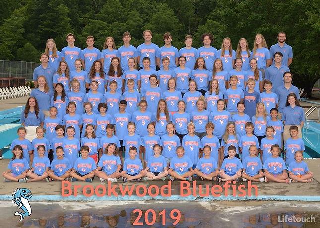 Brookwood Bluefish Swim and Dive Team