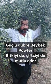 Beybek Powfer Zeytinleri Coşturdu!!!