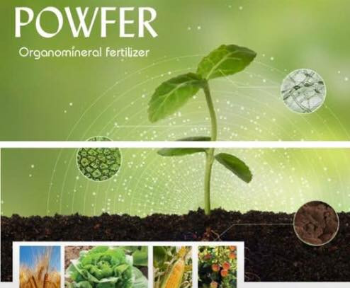 Powfer Organomineral Fertilizer