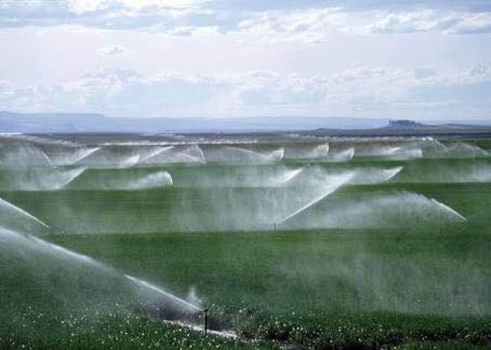 The product never blocks nor collapses the irrigation systems